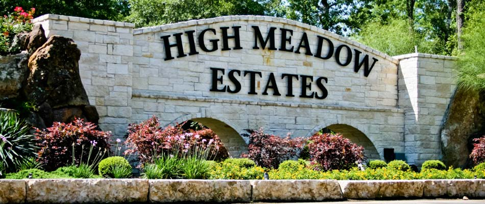 High Meadows Estate, New Homes for sale in High Meadows Estates