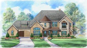 Towne Lake of Houston, New Homes at Towne Lake of Houston