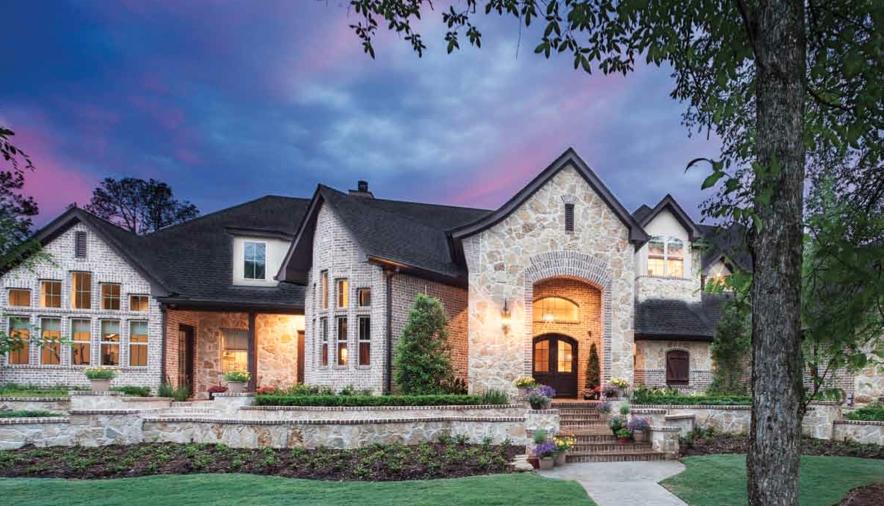 Morning Star Builders home, Home built by Morning Star Builder of Houston