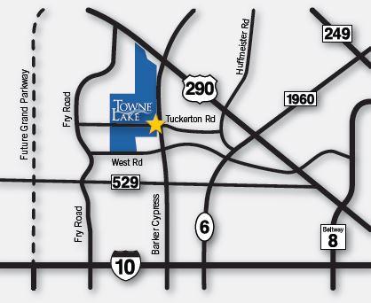 TL Location Map