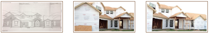 Morning Star Construction Tour, construction tour in Cypress Texas