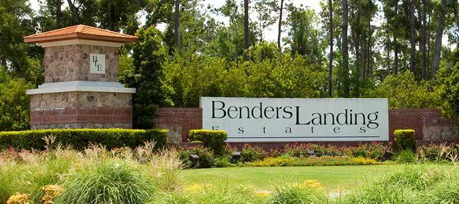 Houston private community, builders of Benders Landing Estates