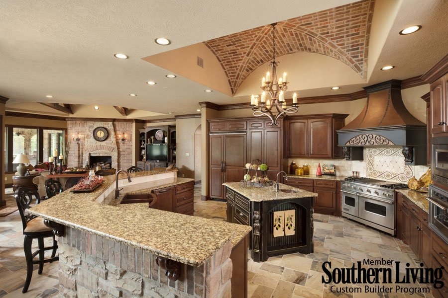 Southern Kitchen Design full size of kitchen backsplashsouthern living kitchens french kitchen southern living southern living home Kitchen By Morning Star Builders Of Houston Tx
