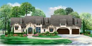 2014 Houston Southern Living Custom Builders Showcase Home