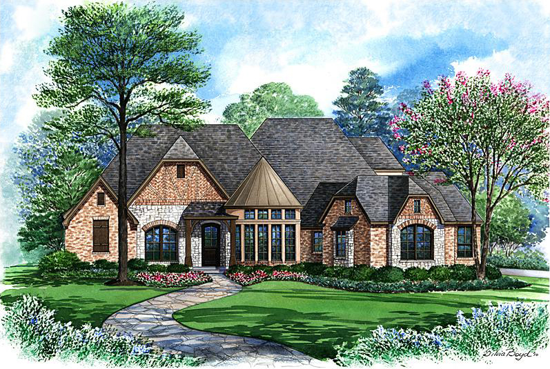 Home floor plans by morning star builders of houston tx for Houston home plans