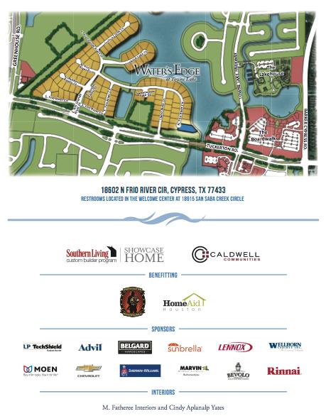 ... Houston Southern Living Custom Builder Program Showcase Home By Morning  Star Builders 2014