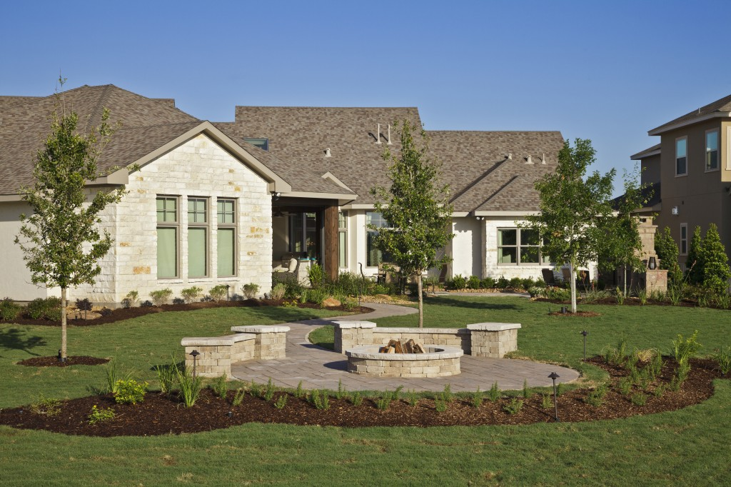 Texas hill country refined morning star builders Southern living builders