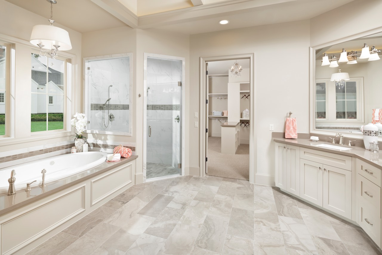 Top trends in bathroom design morning star builders for Bathroom remodel trends