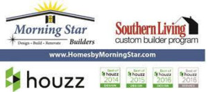 Morning Star Builders And Houzz logo