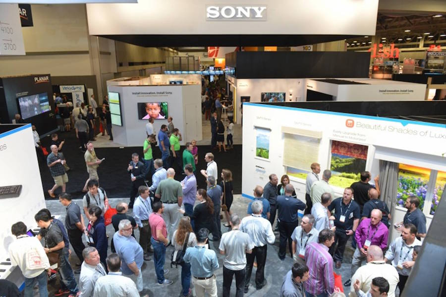 sony-booth-at-cedia-convention