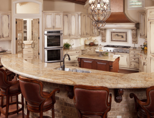 Service Kitchens Becoming Very Popular In Houston Custom Homes