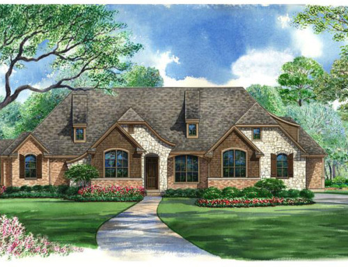 Featured Floor Plan: The Chateau