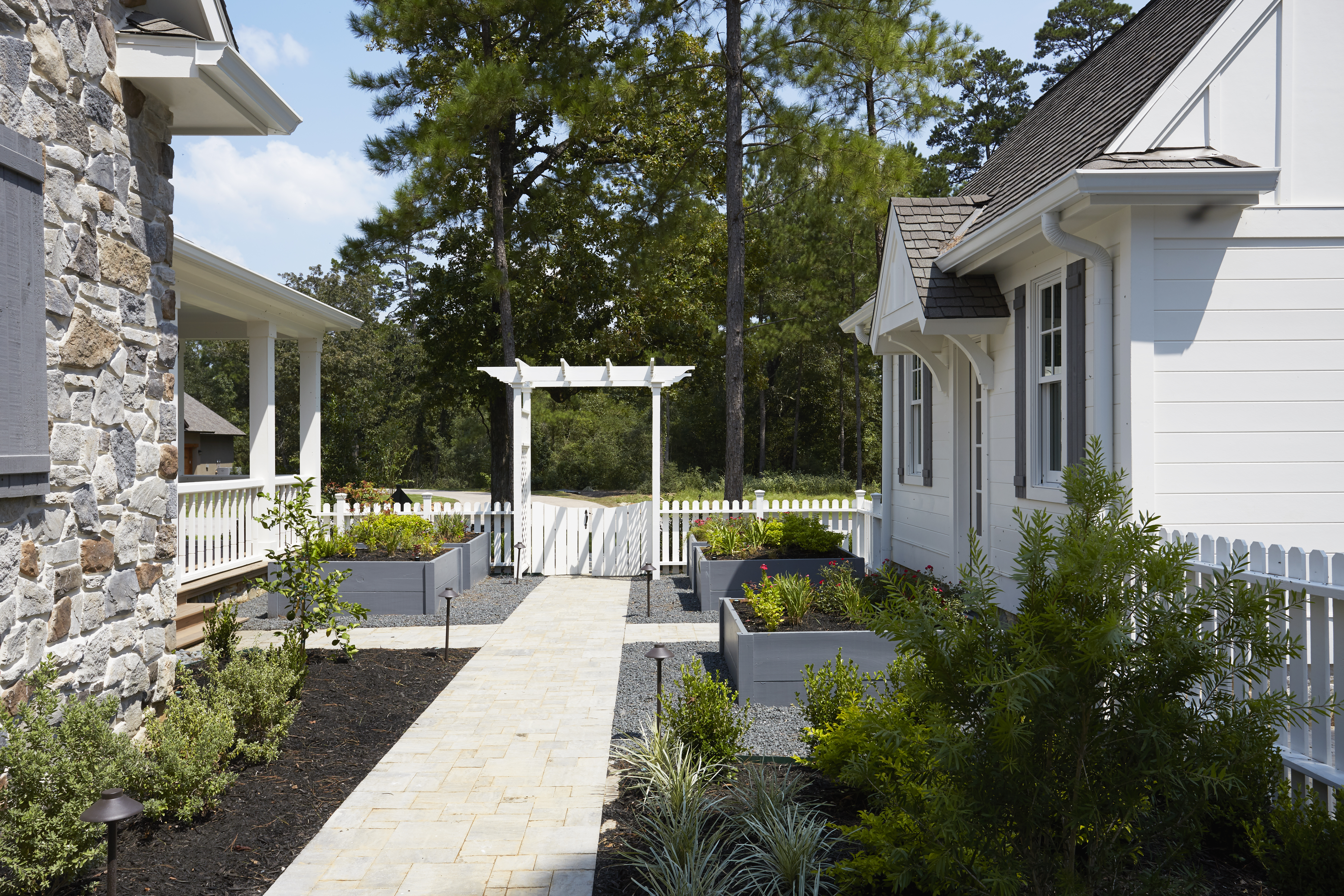 Southern Living Showcase- Carnahan's Lanscaping