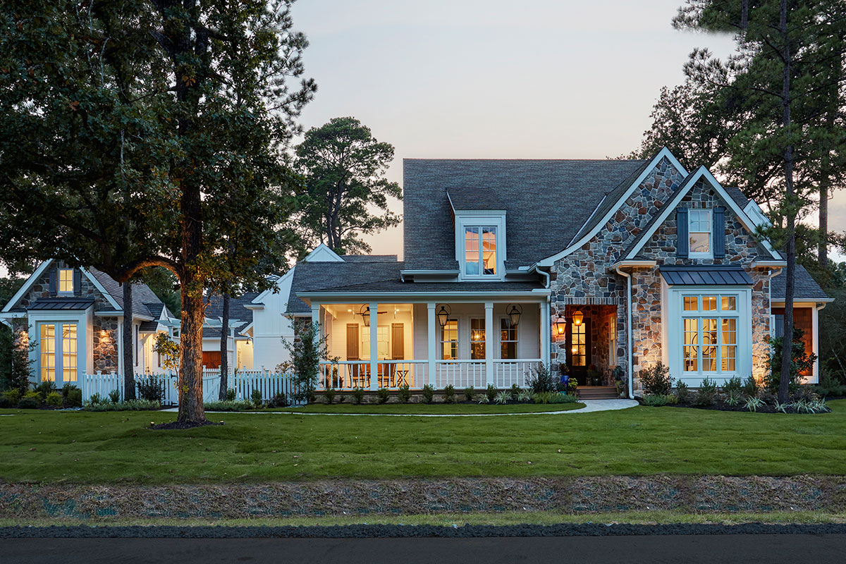 2017 Southern Living Showcase | Morning Star Builders