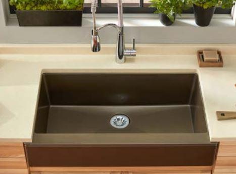Elkay by Quartz Luxe Apron Front Sink