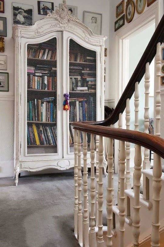 Inspiring Bookcases for 2018