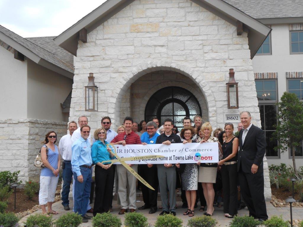 ... Custom Builders Program Showcase Home! Southern Living Home In Houston  2014