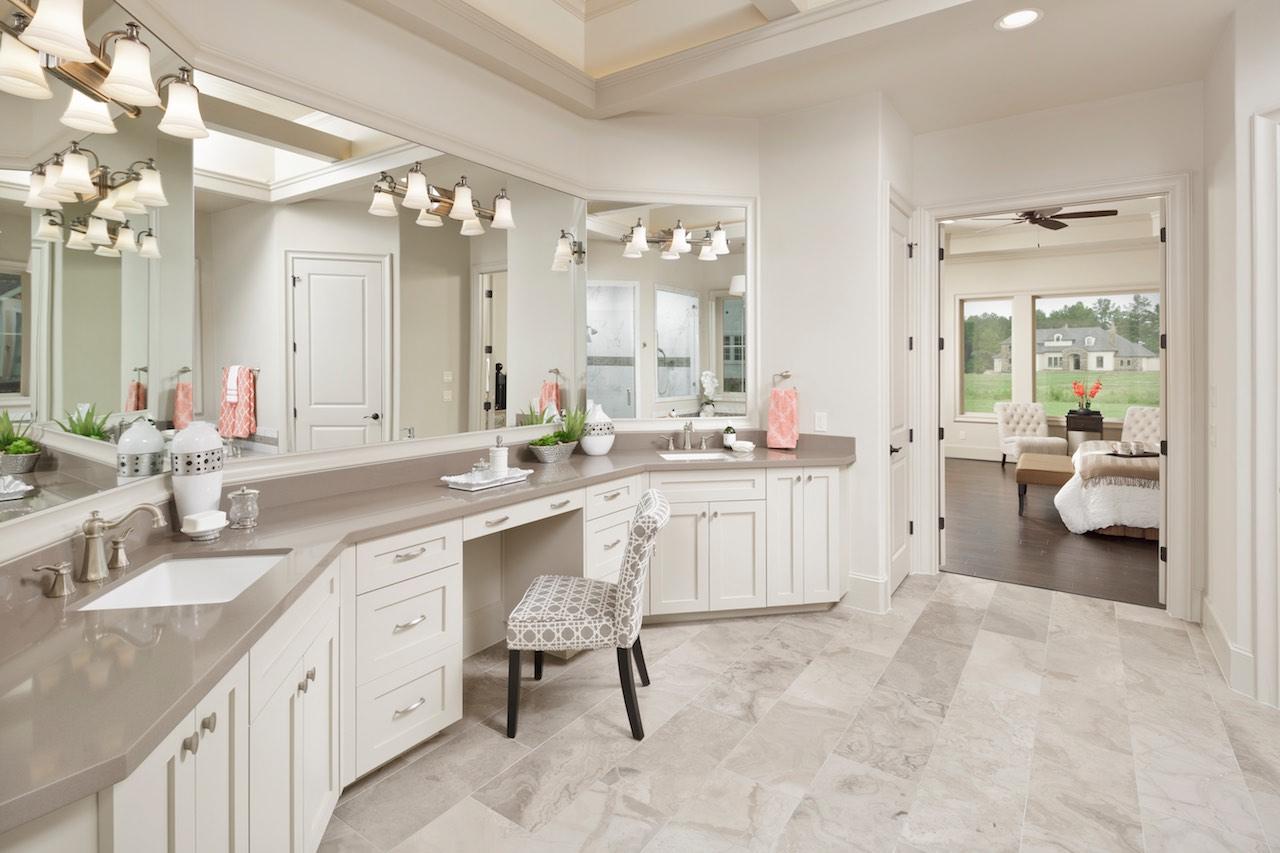 Building Luxury Bathrooms