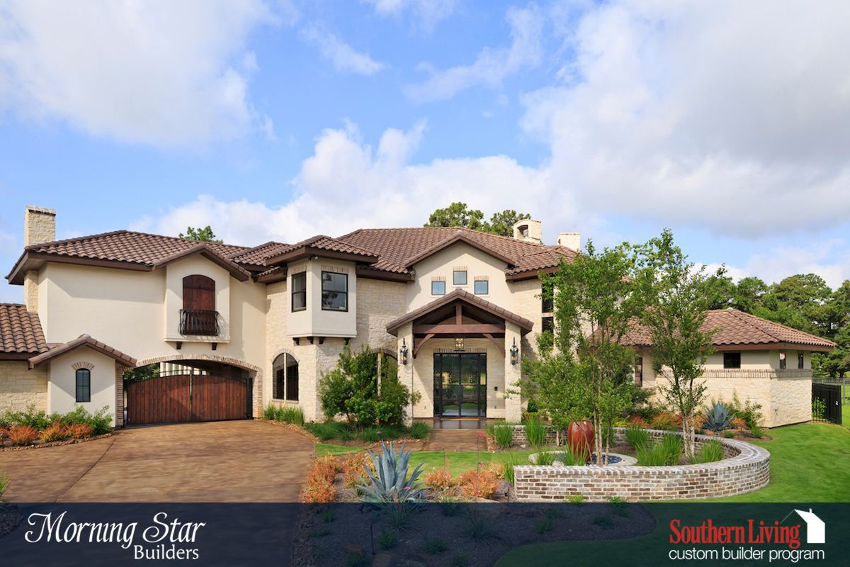 Front Elevations Photos Morning Star Builders