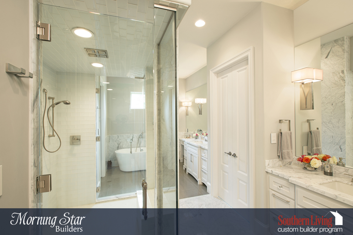 Top Trends in Bathroom Design | Morning Star Builders