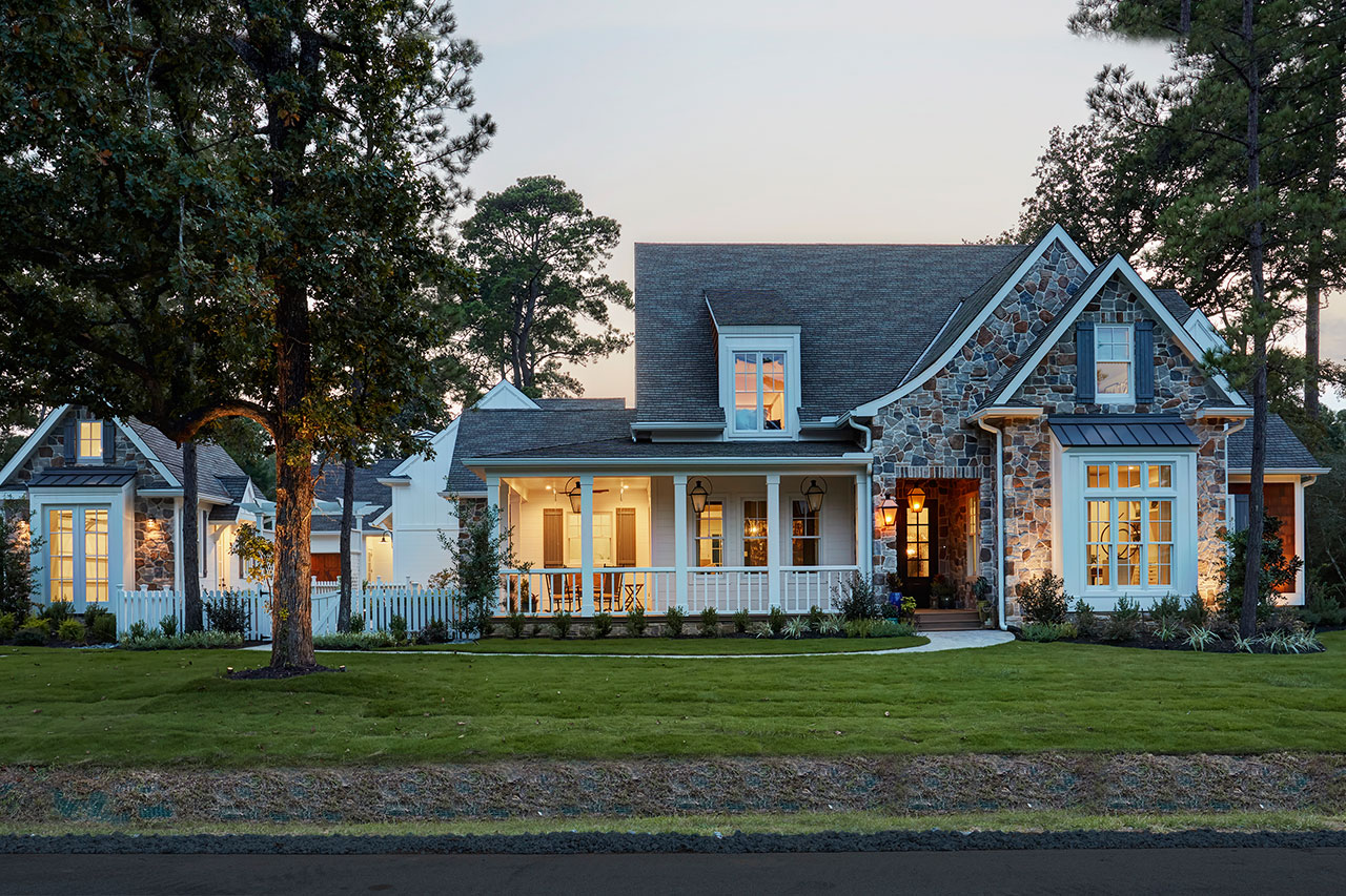 WATCH THE MORNING STAR BUILDERS SOUTHERN LIVING SHOWCASE HOME COME TO LIFE!