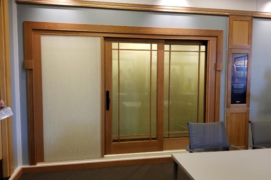 Marvin Windows and Doors showroom
