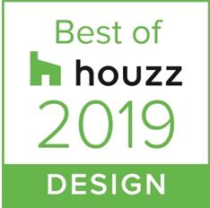 Best of Design 2019 Houzz Badge